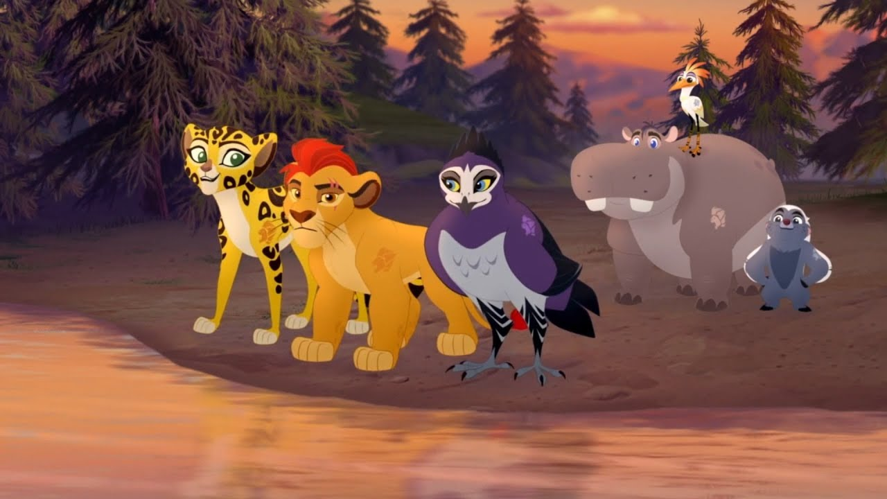 Download The Lion Guard - Fuli and Anga's Duet - Remember What Makes You You