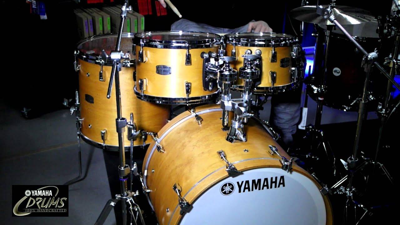 Yamaha Maple Custom Vintage Natural