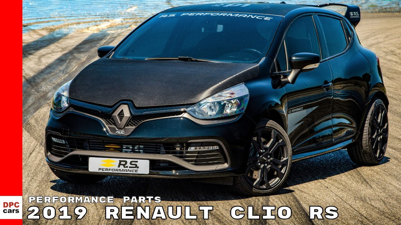 2019 renault clio rs performance parts youtube. Black Bedroom Furniture Sets. Home Design Ideas