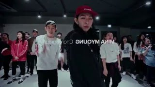 mina myoung choreography nasty freestyle t wayne cut