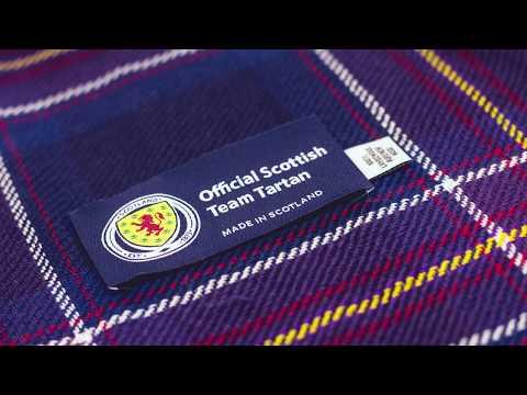Making Of: Scottish National Team Tartan