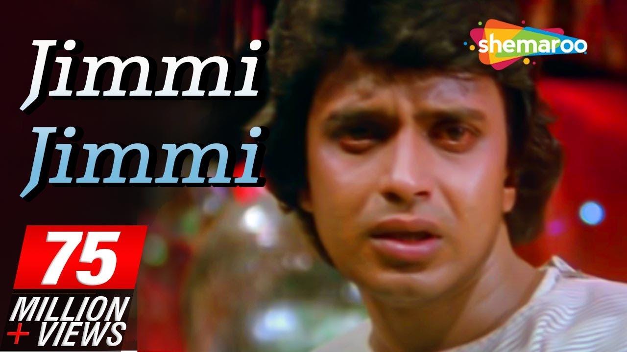 All Songs of Disco Dancer {HD} - Mithun Chakraborty - Rajesh Khanna - Om Puri - Old Hindi Songs