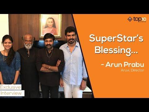 SuperStar's Blessing... - Arun Prabu |...