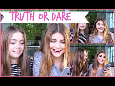 Truth Or Dare W/ NERIAH FISHER