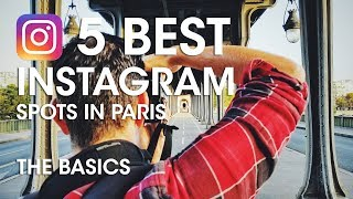 5 Best Instagram Spots in Paris - Round 1: the Basics - Most Instagrammable Locations in Paris