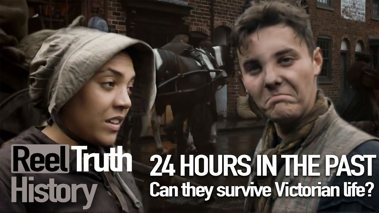 Download Surviving a Day in the Victorian Era (24 Hours in the Past)   Reel Truth History