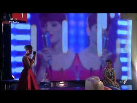 VICTOR VICTORIA - Arisa interpreta 'Dancing queen' degli ABBA