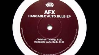 Aphex Twin - Hangable Auto Bulb - Laughable Butane Bob.