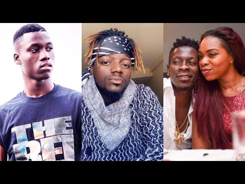 Shatta Wale's publicist replies Pope Skinny 😂 + Michy reacts to Beyoncé & Shatta Wale's video 😭🥰