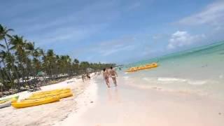 Доминикана Пунта Кана Пляж отеля Barcelo Bavaro Beach 5
