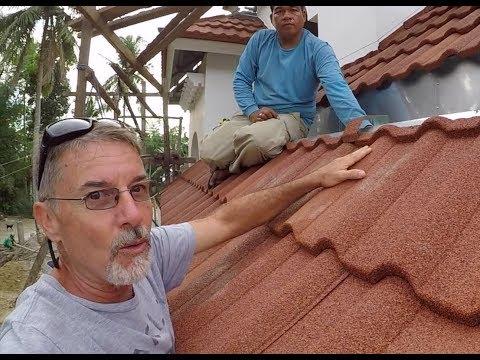 VILLA FELIZ - EPISODE 209: MR  BUILDER TEAR DOWN THAT WALL (House Building in the Philippines)