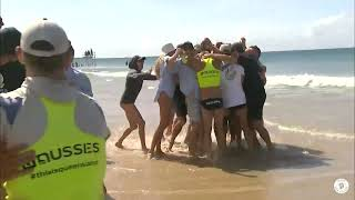 2021 Aussies - Reserve Male Surf Boat Final