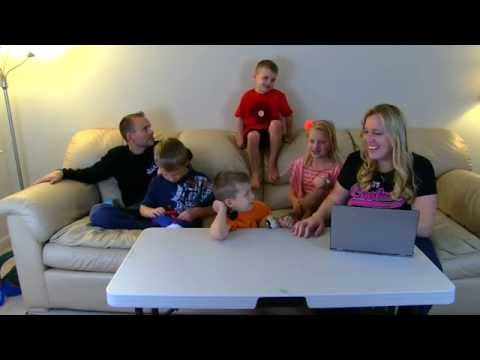 Q&A with Family Fun Pack.....ALL of us :)