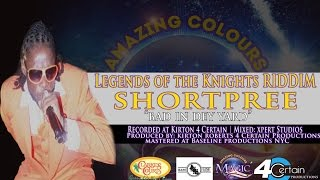 "Shortpree - Bad In Dey Yard (Legends Of The Night Riddim) ""2016 Soca"" (Grenada)"