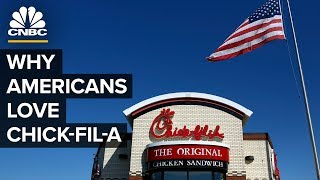 The Rise Of Chick-fil-A