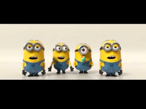 Despicable Me 2   Minions Banana Song