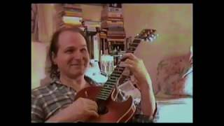 """Ted Greene Teaches """"Someone To Watch Over Me"""" Chord Melody 12/18/96 – Part 1"""