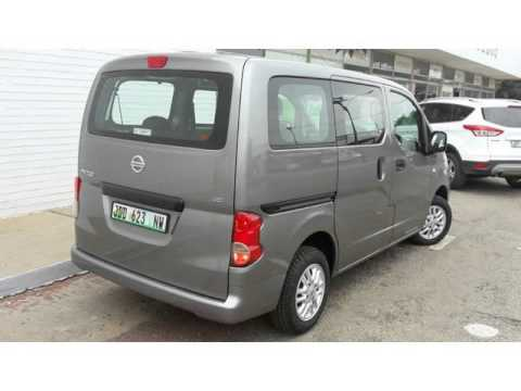 2014 nissan nv200 combi combi 7 seater auto for. Black Bedroom Furniture Sets. Home Design Ideas