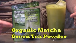 Organic #Matcha - Green Tea Powder From @KissMeOrganics