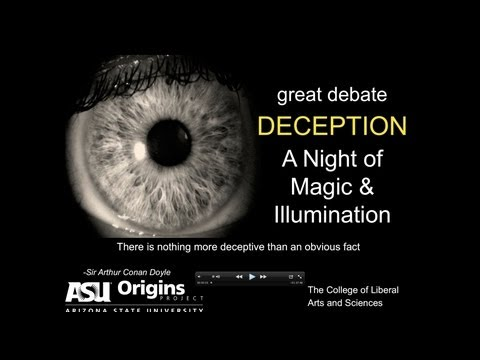 The Great Debate: DECEPTION - A Night Of Magic And Illumination (OFFICIAL) - (Part 1/2)