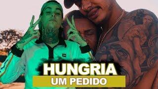 Baixar Hungria Hip Hop - Um Pedido (Official Music Video)   REACT / ANÁLISE VERSATIL