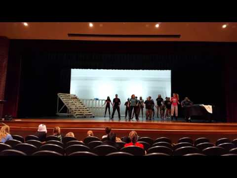 North Polk High School Musical Choreography Song 5