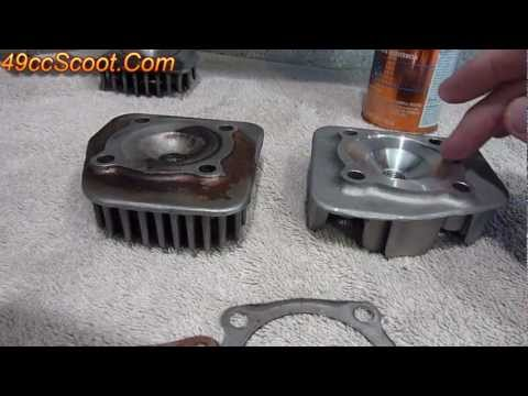 Modifying Roller Weights Or Sliders For CVT Tuning - YouTube