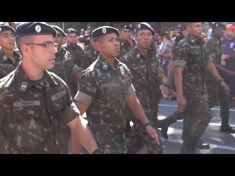 Aniversário de Campo Grande -desfile
