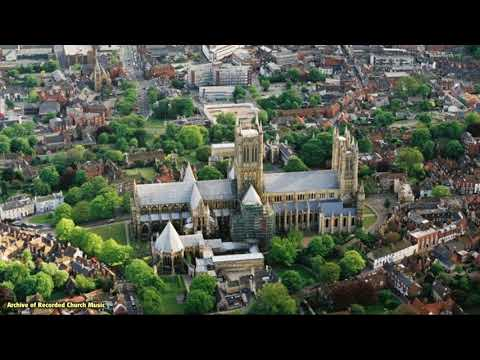 BBC Choral Evensong: Lincoln Cathedral 1983 (Philip Marshall)