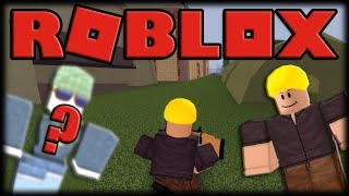 Playing Roblox CaribBros-Sumiço de Churros and 1v1 in the military Base!!