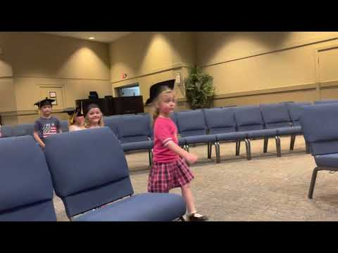 Our Little Knights Learning Center Graduation