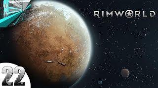 Rimworld Live Stream (Fresh Meat - 22)
