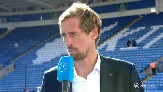 """People looked at my physique and laughed.."" A personal look at Peter Crouch's outstanding career"