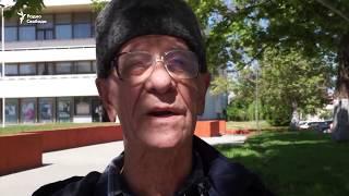 76 летнего жителя Крыма арестовали за пикет