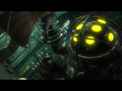 How System Shock 2 Inspired BioShock 2