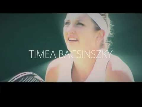 Timea Bacsinszky - Bios of Women Tennis Stars - Wiki Videos by Kinedio