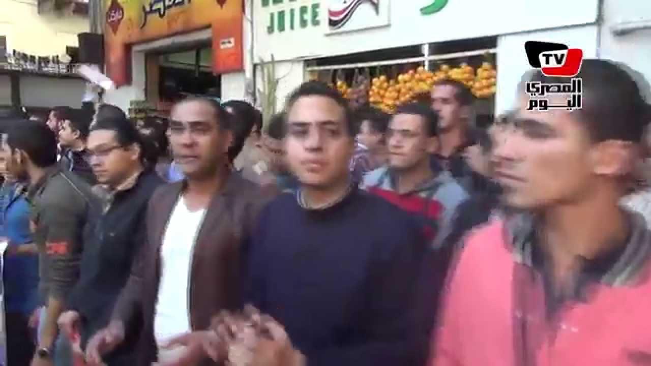 المصري اليوم: مظاهرة لـ«حملة الماجيستير» أمام مجلس الوزراء
