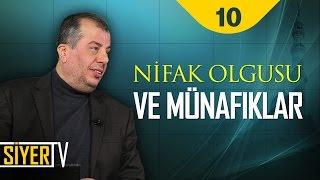 Nifak Olgusu ve Münafıklar | Prof. Dr. Adnan Demircan (10. Ders)