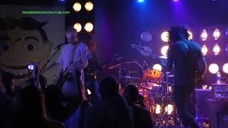 BADFLOWER LIVE AT WONDER BAR IN ASBURY PARK, NJ JULY 2018