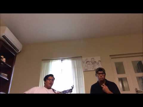 Nobia Nene by Johnny Sablan (Cover by Julian ft. Joseph)