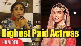 Divya dutta reaction on deepika padukone highest paid actress in bollywood