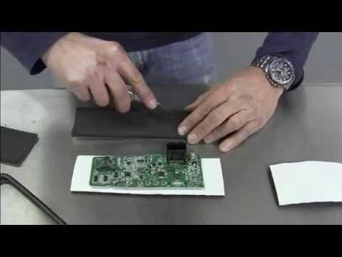 F150, F250, F350, F450 Backup Camera Installation with OEM Gentex Mirror  Relocate Compass