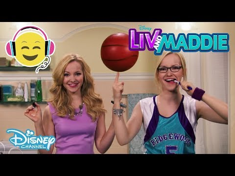 Liv and Maddie | Theme Song: Sing-A-Long | Official Disney Channel UK