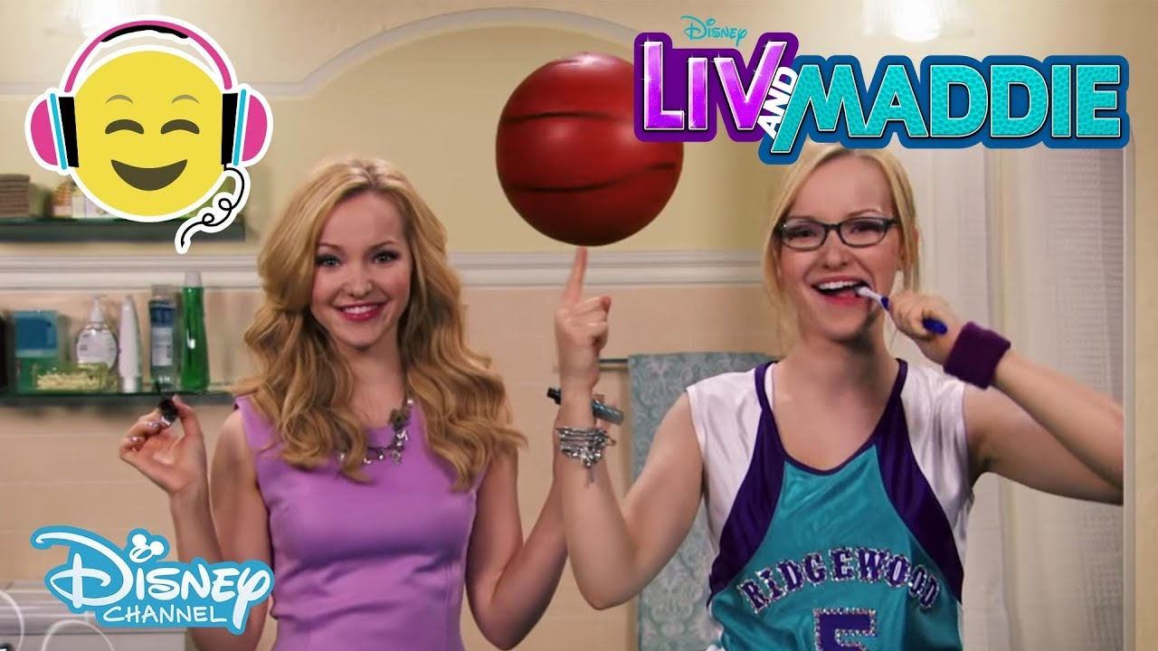 Liv and maddie disney channel