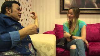 Download lagu Rhoma Irama the King of Dangdut talks with Joss Stone MP3