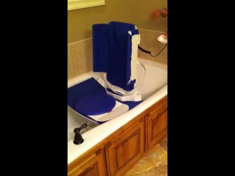 Aquatec Bathlifts - YouTube