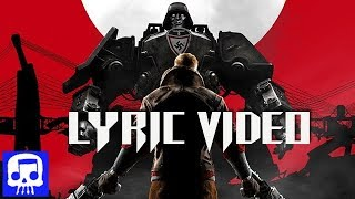 "Wolfenstein 2 Rap LYRIC VIDEO by JT Music - ""Terror Billy"""