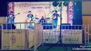 Breath LocK Live.. Cholo Bodle Jai Cover..