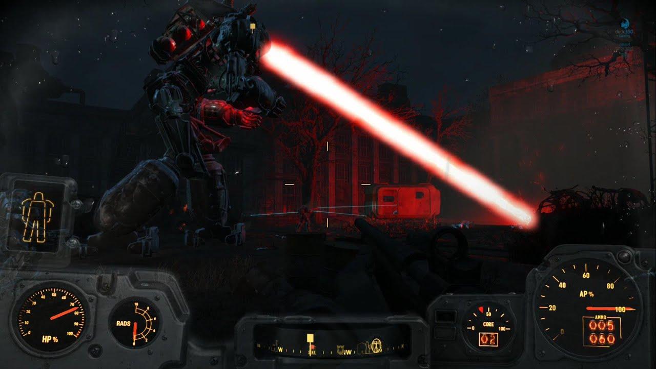 Fallout 4 Liberty Prime Brotherhood Of Steel EndingPS4 1080p No Commentary