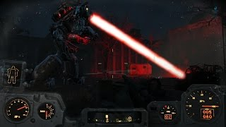 Fallout 4: Liberty Prime + Brotherhood of Steel Ending(PS4/1080p/No Commentary)